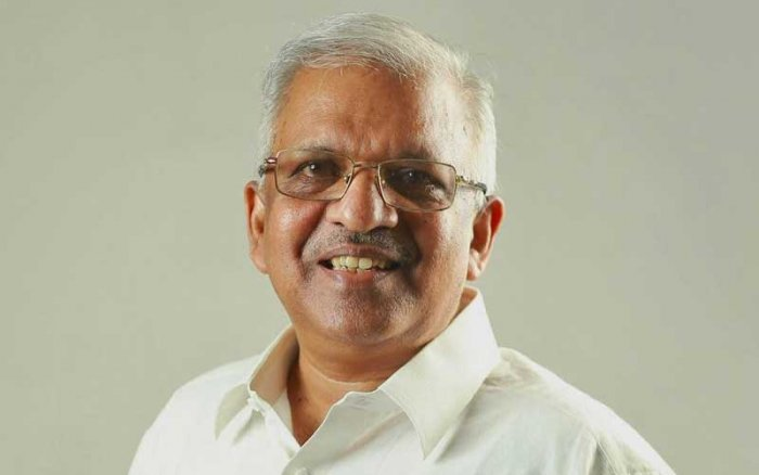 SeniorCPM leader P Jayarajan who has been fielded in Vadakara constituency in North Kerala district Kozhikode is facing UAPA charges as well as murder charges in connection with the political murder of an RSS worker and an Indian Union Muslim League worker. (Image: Facebook)