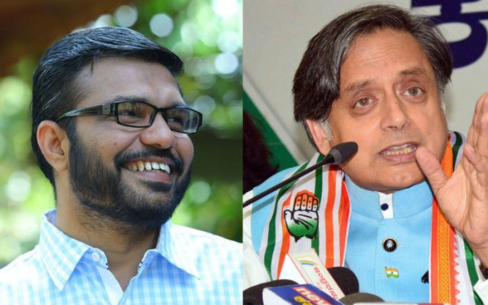 It was two Kerala MPs -- CPI(M)'s M B Rajesh and Congress' Shashi Tharoor, who raised the demand for an apology from the British government.
