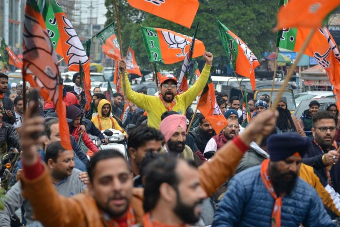 If fighting and winning elections is substantially about generating the right optics or the perception of winnability, then the ruling Bharatiya Janata Party (BJP) seems to have tripped up a gamut of Opposition parties at this game.