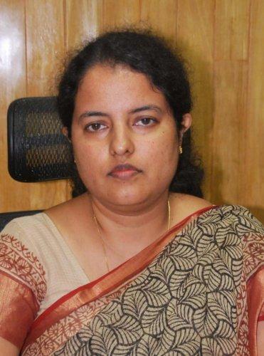 IAS officer Priyanka Mary Francis