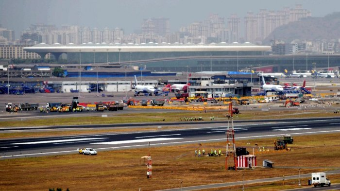 Mumbai International Airport. (PTI File Photo)