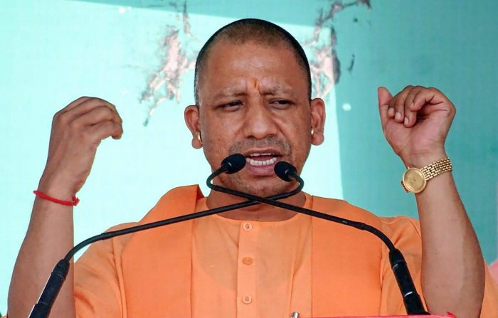 UP Chief Minister Yogi Adityanath. (PTI File Photo)