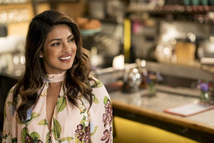 """Priyanka is also awaiting the release of her Bollywood project """"The Sky is Pink"""", directed by Shonali Bose and starring Farhan Akhtar and Zaira Wasim. AP/PTI File photo"""