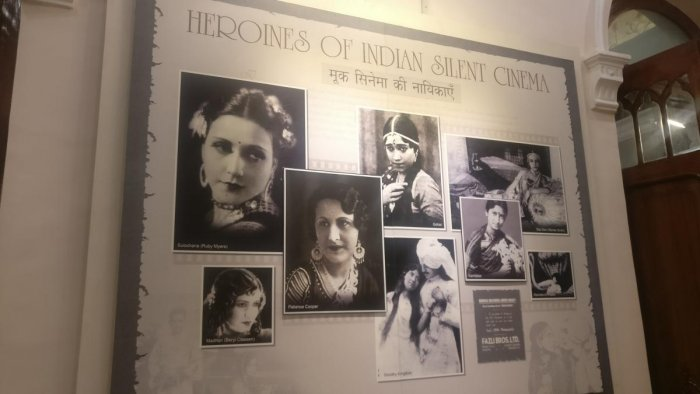 The National Museum of Indian Cinema offers as much a contemporary cinematic experience as it enchants with the bygone era