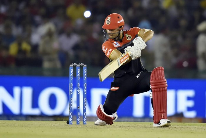 RCB's Marcus Stoinis praised his team's seamers for recovering well after getting hit early on against KXIP. PTI