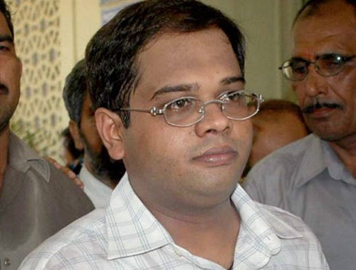 Tape row: Amit sacked, state Cong seeks father Ajit Jogi's ouster