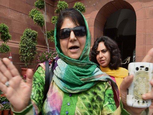 'PDP-BJP alliance is people's agenda'