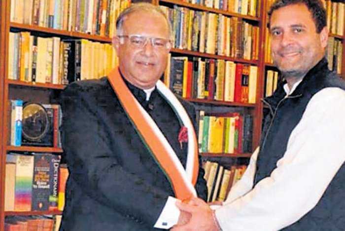 PDP co-founder joins Congress