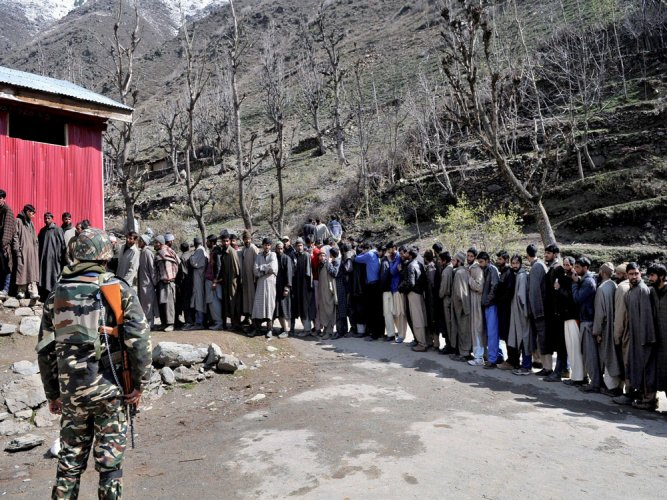2 polling stations set afire; PDP MLA wants poll postponed