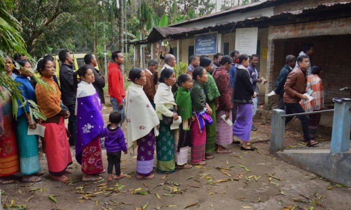Meghalaya election result 2018: Ruling Cong leading in 21, NPP in 14 seats