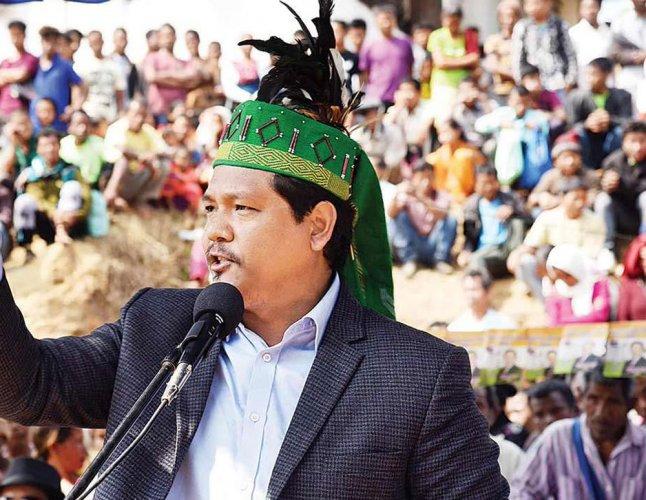 Conrad Sangma set to be next CM of Meghalaya