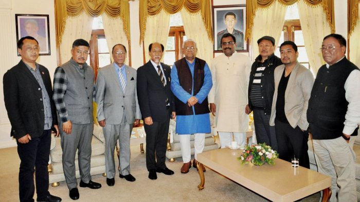 Nagaland: BJP severs 15-year-old ties with NPF, to go with NDPP