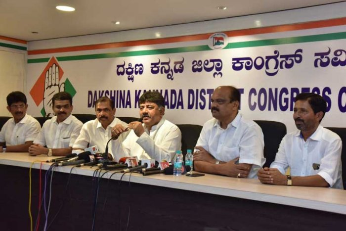 Minister for Water Resources D K Shivakumar said thatBJP will be reduced to single digit seats in Karnataka in the Lok Sabha elections.