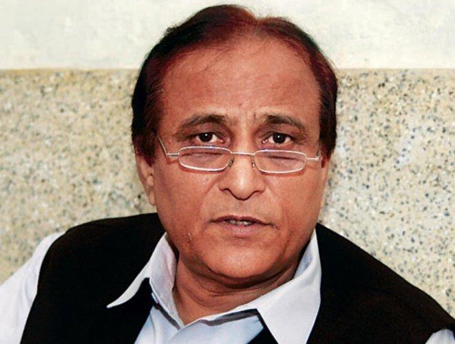 SP leader Azam Khan.