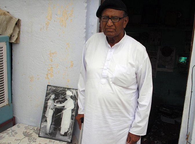 Ayub Khan, ex-MP from Jhunjhunu