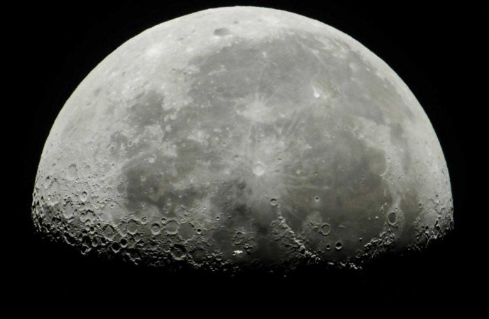 Meteoroids showers cause the Moon to lose precious water from under the lunar surface, hampering a potential resource for sustaining long term human exploration of deep space, according to NASA. PTI file photo