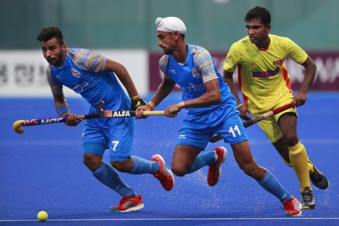 The Indian men's team will join the FIH Pro League from 2020. AP/ PTI