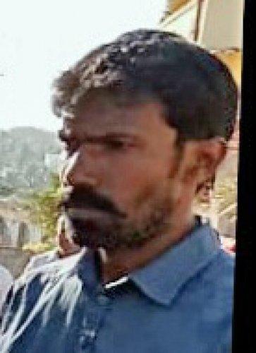 Harish, the suspect