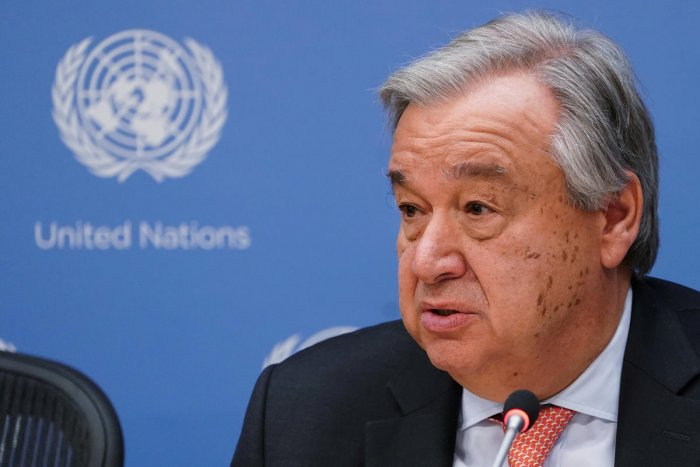 The UN chief added that which troop- and police-contributing countries will or will not be paid depends on the cash position of the individual missions to which they contribute and is not determined by their individual capacity to shoulder that unfair bur