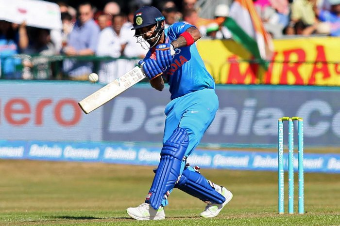 IN SPOTLIGHT: K L Rahul has the technique and temperament to bat at the No.4 position for India in the World Cup. File AFP Photo