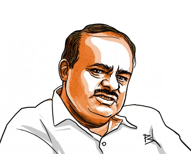 CM H D Kumaraswamy