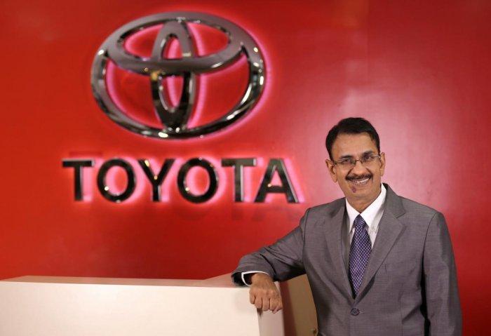 Shekar Viswanathan, Vice Chairman and Whole-time Director, Toyota Kirloskar Motor