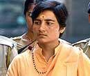 Sadhvi Pragya held in Joshi murder case