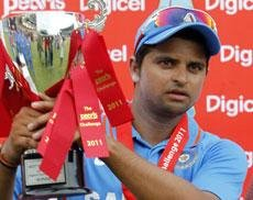 Have to work hard on shot-selection before Tests: Raina