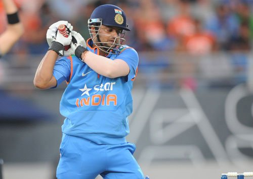 We have a lot of options for top slot, says Raina