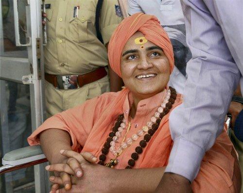 Joshi murder case:Charges framed against Sadhvi Pragya, others