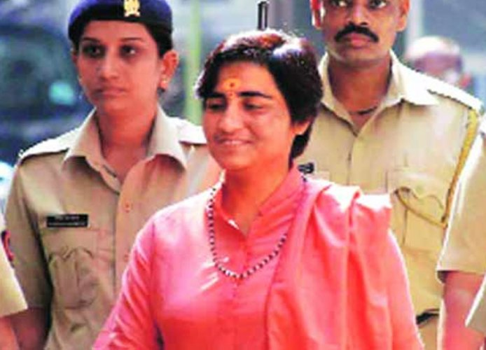 Malegaon case: Sadhvi gets bail, Purohit's plea rejected