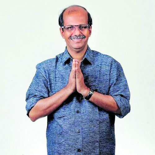 K P Satheesh Chandran