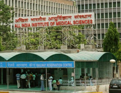 AIIMS turns into fortress for Modi's check-up