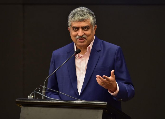 Nilekani welcomed the debate on Aadhaar as it led to the fundamental question of whether Indians have the fundamental rights to privacy. AFP file photo
