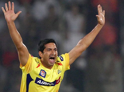 Dhoni bhai helps me in planning slower balls: Mohit