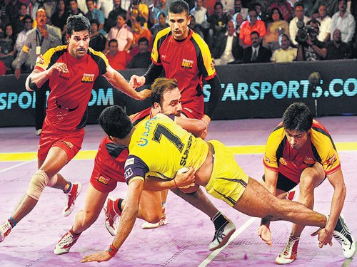 Mohit Chillar bought for Rs 53 lakh by Bengaluru Bulls