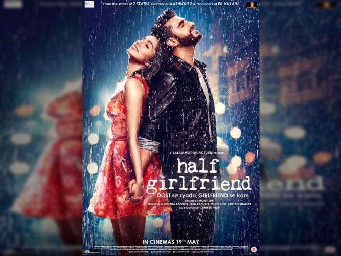 Adapting 'Half Girlfriend' for big screen was difficult: Mohit