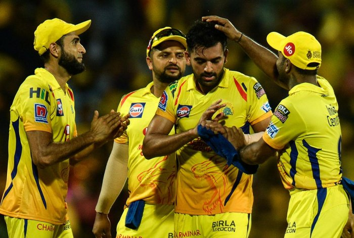 Chennai Super Kings, the defending champions, will not be hosting this season's IPL final after TNCA failed to get the permission to open three closed stands. Chepauk though has been granted the Qualifier 1. AFP