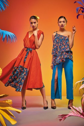 This summer, the new mantra is going subtle, albeit with a hint of glam when you will pair a kurti with palazzo pants.