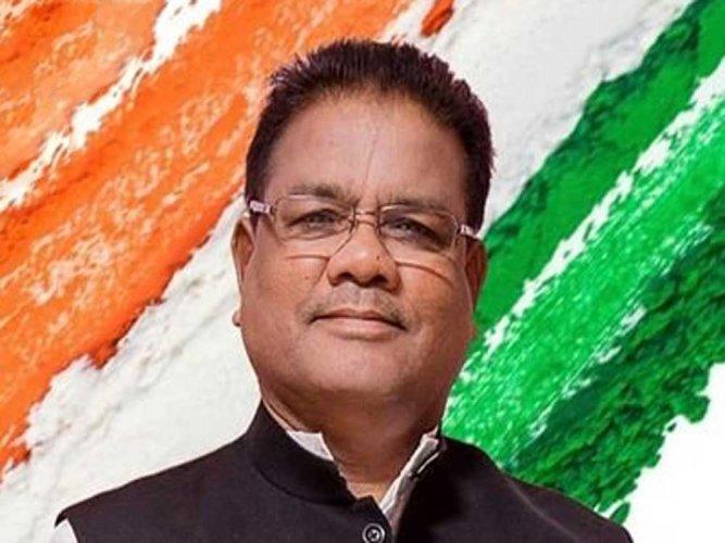 Ripun Bora, president of Assam unit of Congress. (Image courtesy Twitter)