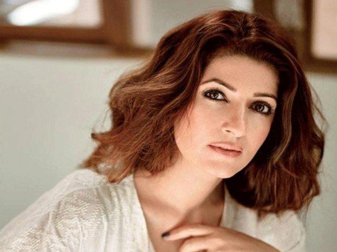 Twinkle Khanna. Image courtesy Facebook