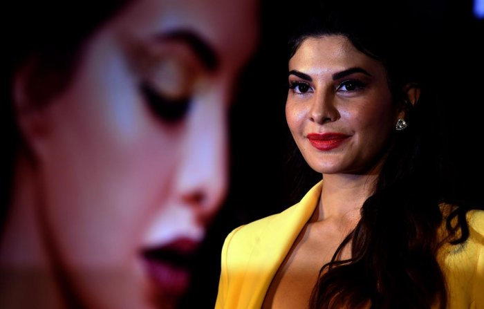 """In a statement, Farah said, """"So thrilled that Jacqueline is making her digital debut with our film 'Mrs Serial Killer'. AFP File photo"""