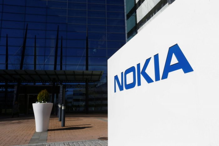 Nokia said it delayed booking 200 million euros in revenues it had expected in the first quarter. (Reuters File Photo)