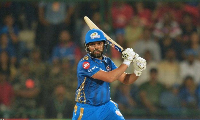 After their defeat to Rajasthan Royals, Rohit Sharma's Mumbai Indians will be looking to bounce back against Chennai Super Kings. AFP