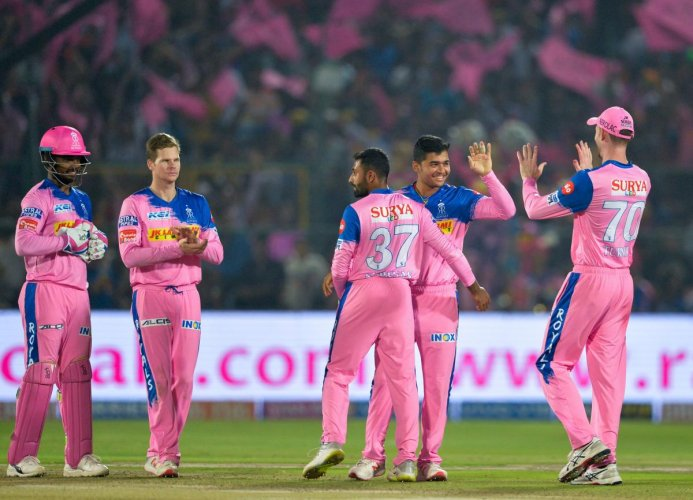 Rajasthan Royals won the toss and opted to bowl in their IPL match against Kolkata Knight Riders here on Thursday. (AFP File Photo)