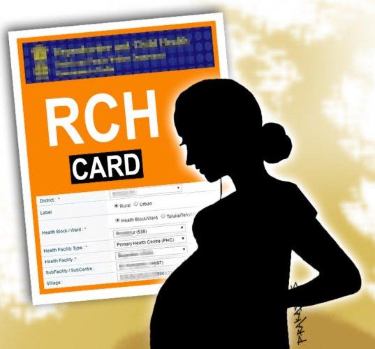 RCH card