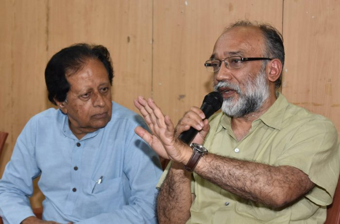 Sanjoy Hazarika