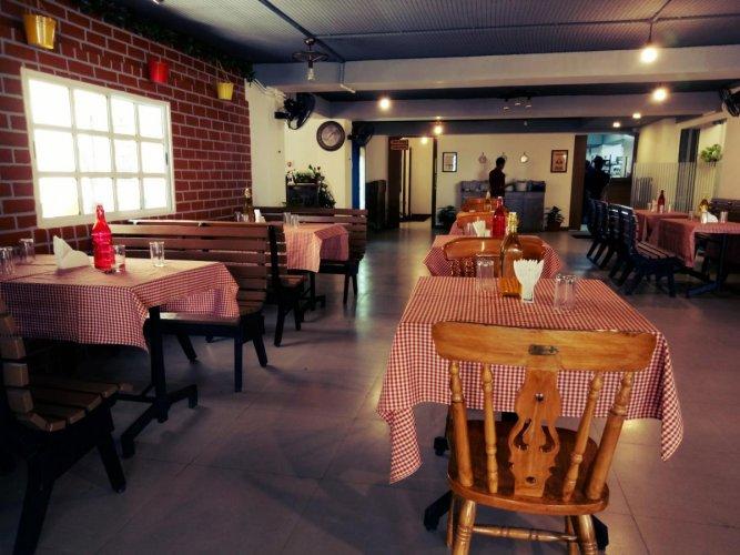 The interiors of Lazio evoke old world charm.