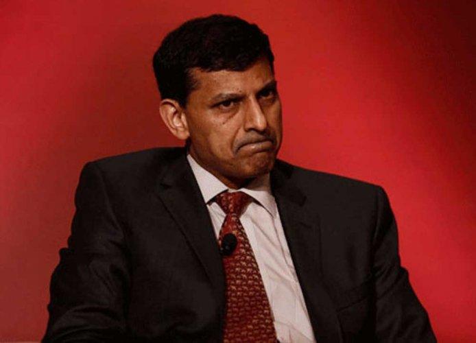 Raghuram Rajan. Reuters file photo.