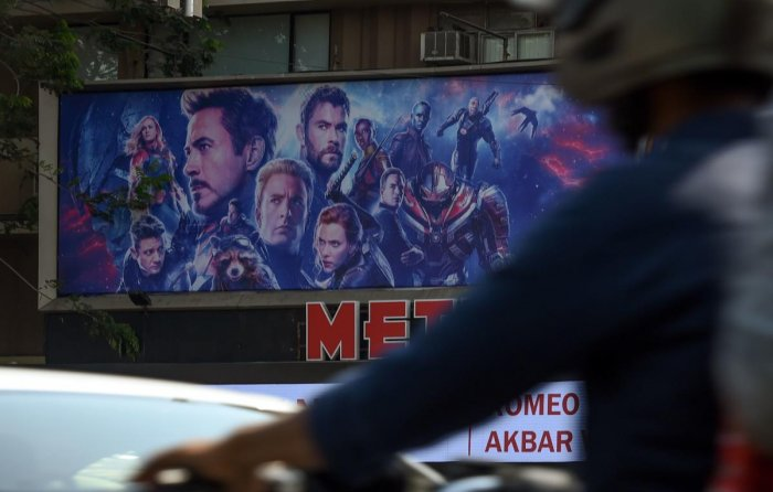 """""""The massive response by audiences across the country is a testimony of how emotionally invested the Marvel fans are in the Avengers franchise. AFP File photo"""